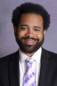 Rashid Darden, National President of Gamma Xi Phi