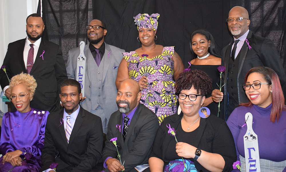 Arts Fraternity Welcomes 13 in Historic Initiations; Charters Baltimore Chapter