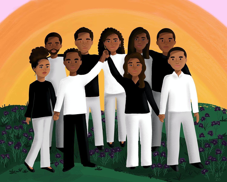 Solidarity – Nadia Fisher – GXP Decennial